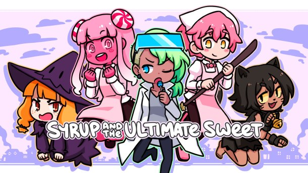 Ratalaika Games | Syrup and the Ultimate Sweet