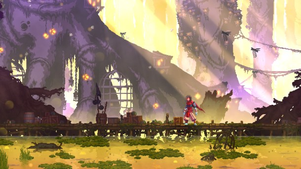 Dead Cells The Bad Seed | Morass of the Banished