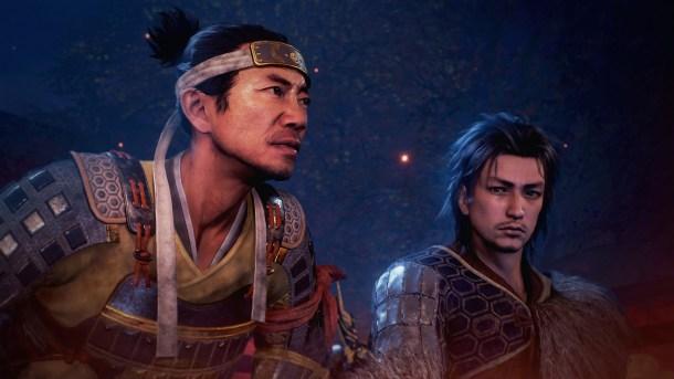 Nioh 2 | Tokichiro and Hero