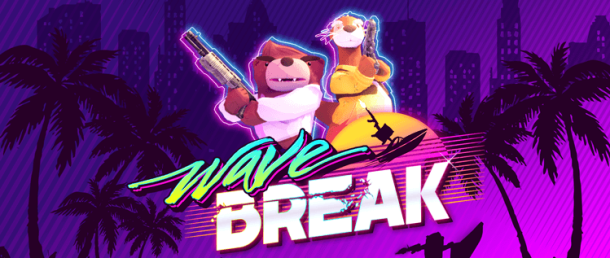 Wave Break | Logo