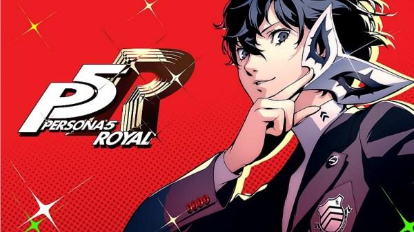 Persona 5 Royal | Logo Art