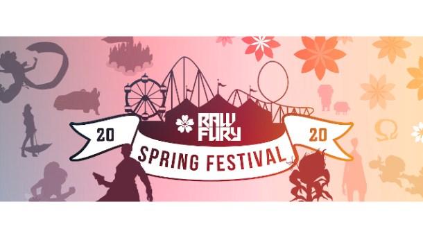 oprainfall | Raw Fury Spring Sale 2020