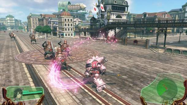Sakura Wars | Demon Combat 1