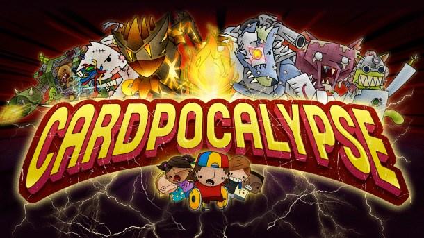 Cardpocalypse | Logo