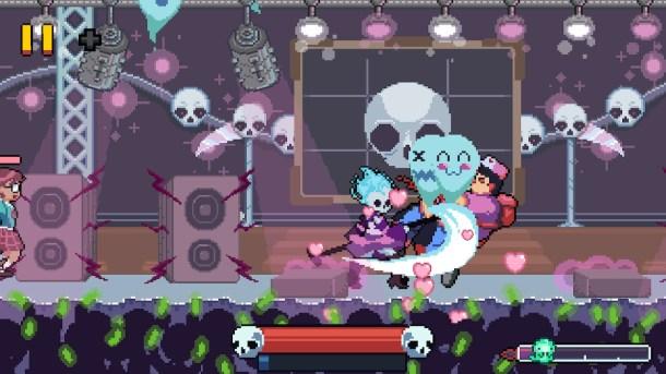 Kawaii Deathu Desu | Death gameplay
