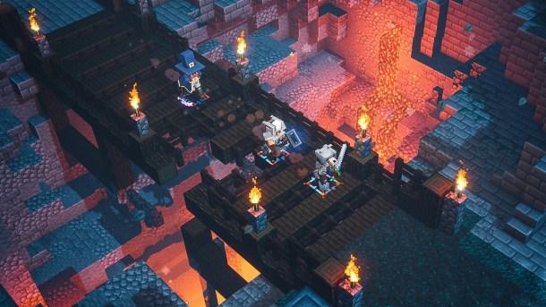 Nintendo Download | Minecraft Dungeons