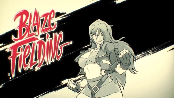 Streets of Rage 4 | Blaze