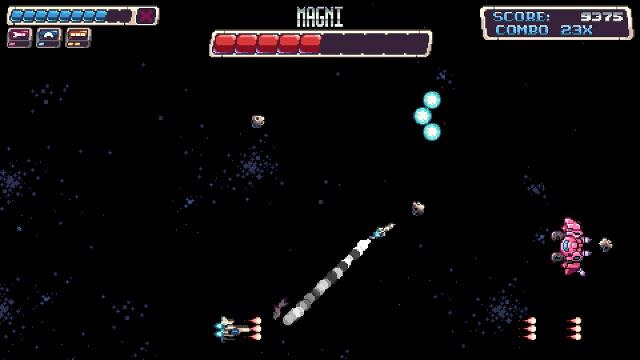 Habroxia | Magni Boss Fight Rocket Shot