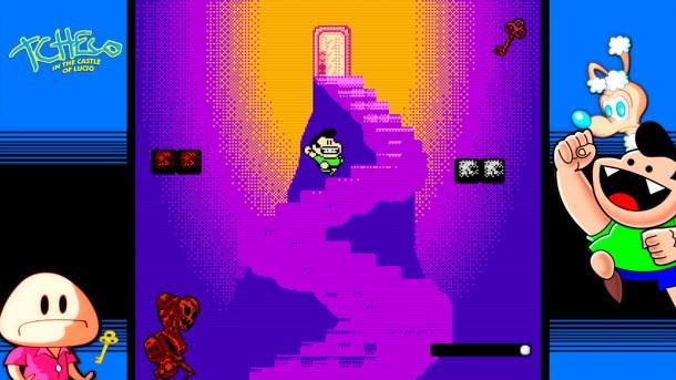 Nintendo Download   Tcheco in the Castle of Lucio