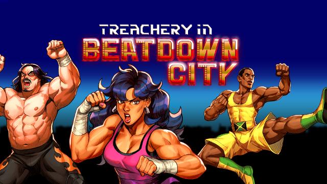 Treachery In Beatdown City | Featured
