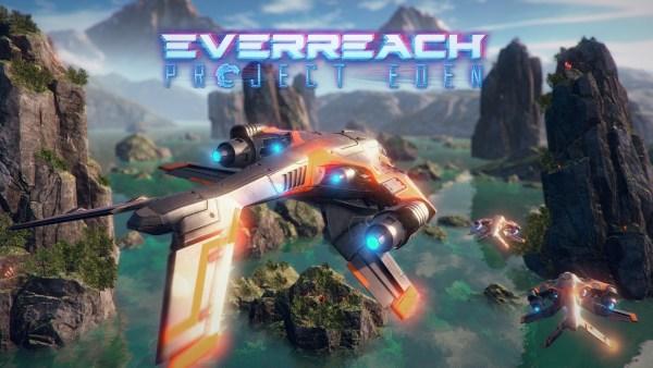 Everreach: Project Eden | Intro Logo