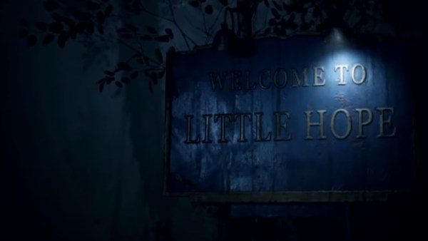 Little Hope | Town Sign