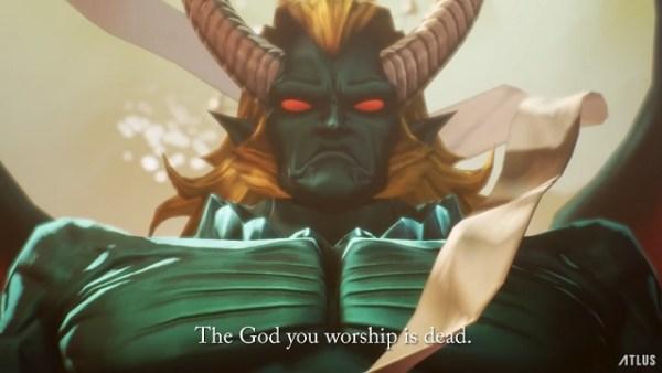 Shin Megami Tensei V | Announcement Trailer Featured