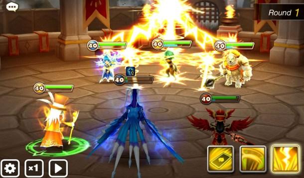 Skybound | Summoner's War Gameplay