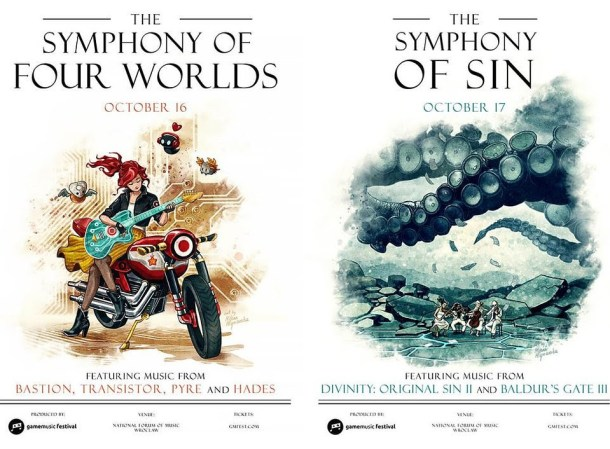 The Third Music Festival | Sympony of Four Worlds & Sympony of Sin