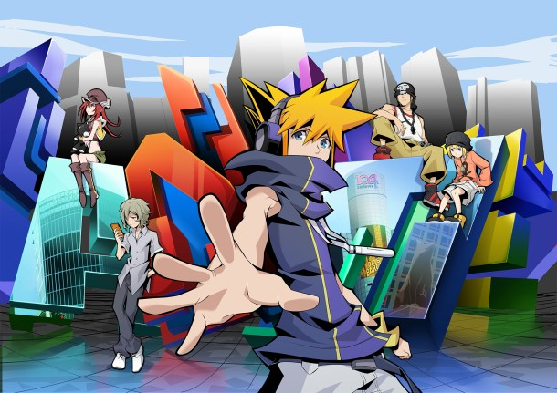 The World Ends with You The Animation | Visual