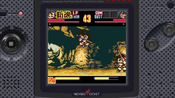 Samurai Shodown 2 | Fight