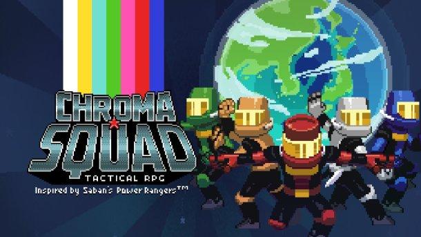 oprainfall | Chroma Squad