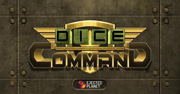 Dice Command | Logo
