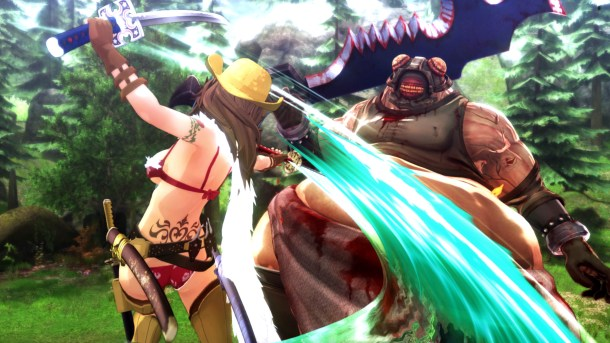 Onee Chanbara Origin | Boss
