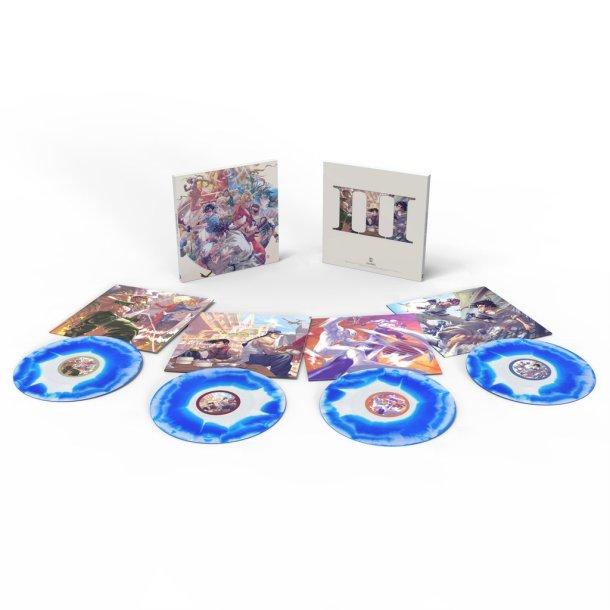 Street Fighter III | Vinyl set