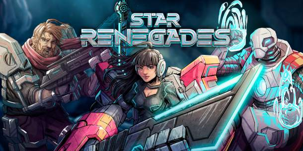 Star Renegades | Cover Art