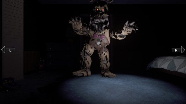 Five Nights at Freddy's: Help Wanted - Nightmare Fredbear