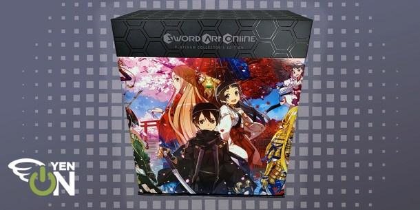 Sword Art Online | Platinum CE