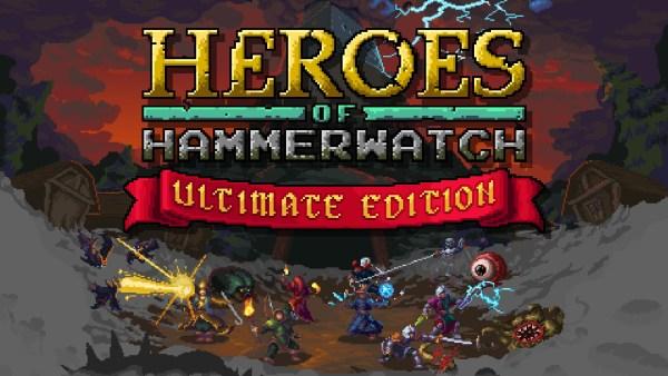 Heroes of Hammerwatwch | Logo Art