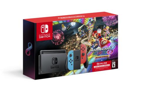Nintendo Switch | Mario Kart 8 Deluxe Bundle