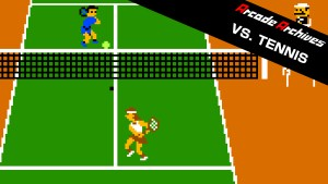 Arcade Archives Vs Tennis