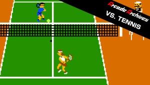 Arcade Archives Vs Tennis