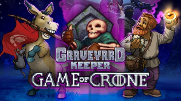 oprainfall | Graveyard Keeper: Game of Crone