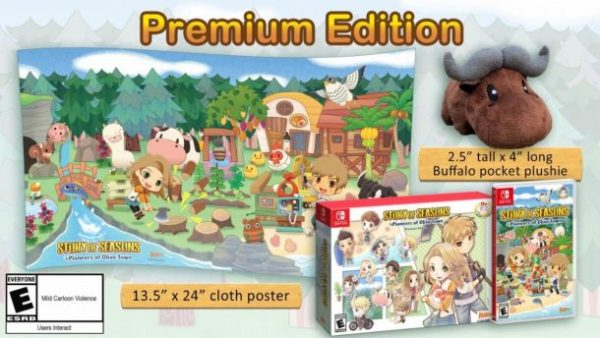 STORY OF SEASONS: Pioneers of Olive Town | North American Deluxe Edition