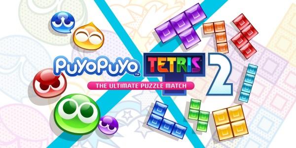 Puyo Puyo Tetris 2 | Logo