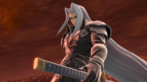 Smash Bros. Ultimate | Sephiroth