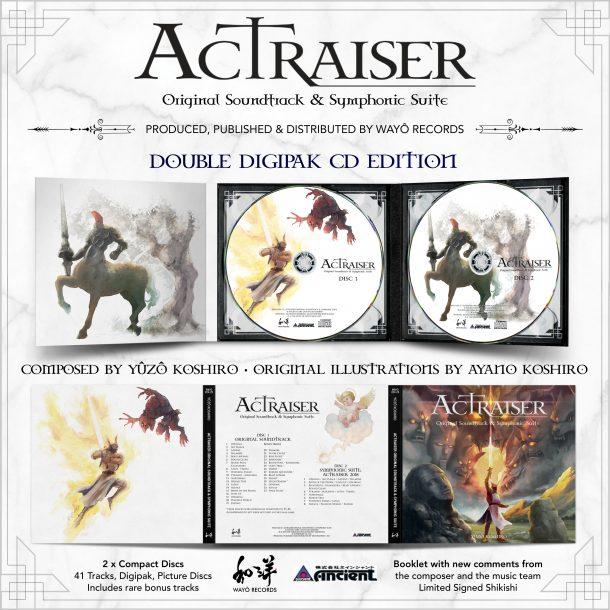 ActRaiser | CD Edition