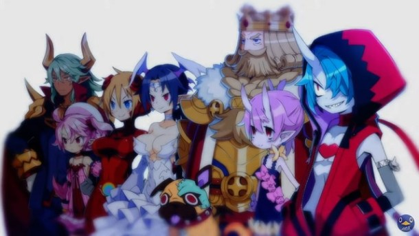 Disgaea 6 | Cast of Characters