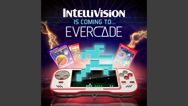 oprainfall | Intellivision is Coming to Evercade