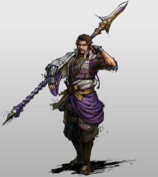 SAMURAI WARRIORS 5 - Katsuie