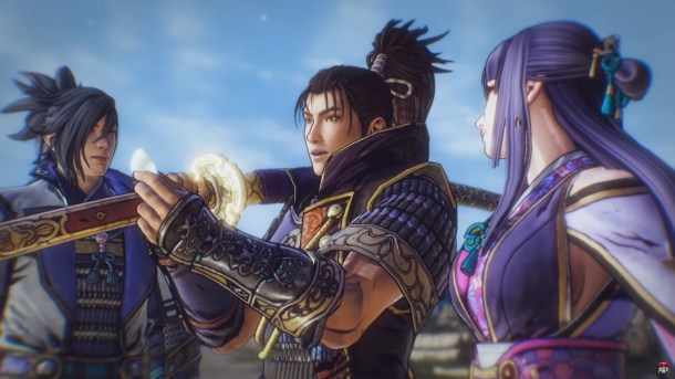 Samurai Warriors 5 | Trio