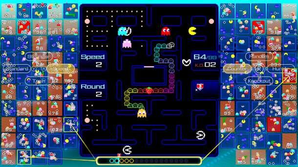 PAC-MAN 99 | Official Screenshot