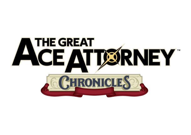 The Great Ace Attorney Chronicles | Logo