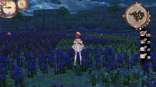 Atelier Sophie The Alchemist of the Mysterious Book DX | Field