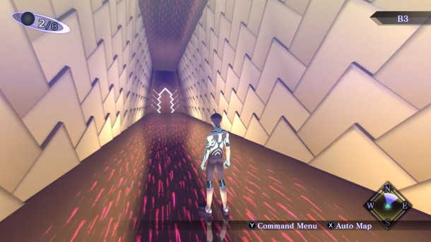 The Amala Network is one of several dungeons