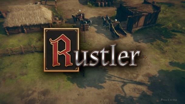 oprainfall | Rustler