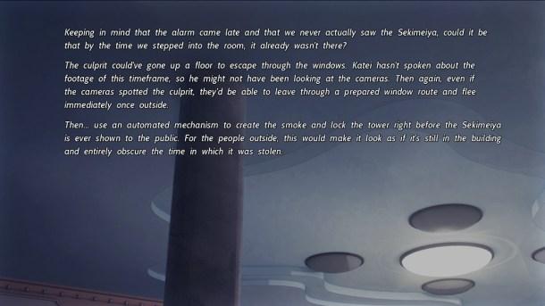 The Sekimeiya: Spun Glass | Atsuki's Thoughts