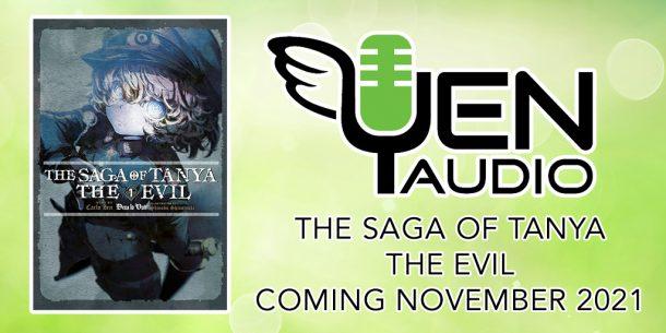 Yen Audio | The Saga of Tanya the Evil