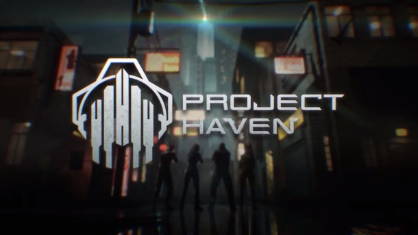 oprainfall | Project Haven