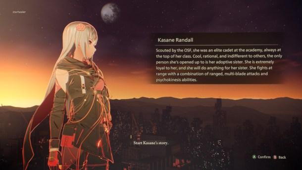 Scarlet Nexus | Kasane